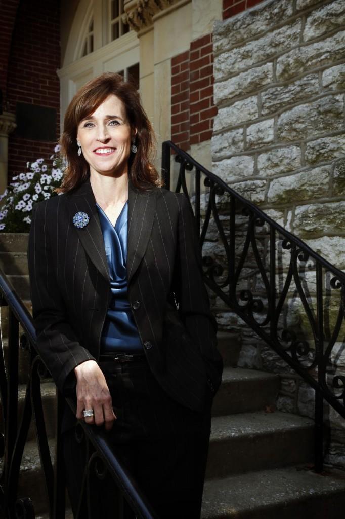 Christine Riordan